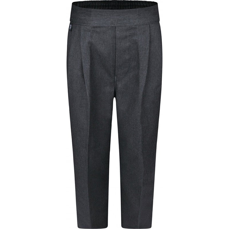 Boys Pull on Trousers - Higham St Johns - School Brands