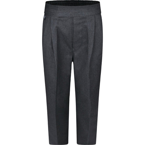 Boys Pull on Trousers - St Thomas Barrowford - School Brands