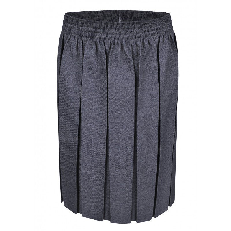 Girls Box Pleat Skirt - St Thomas Barrowford - School Brands