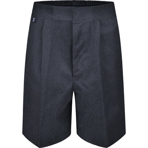 BOYS Shorts  (in Black/Brown/Grey/Navy)