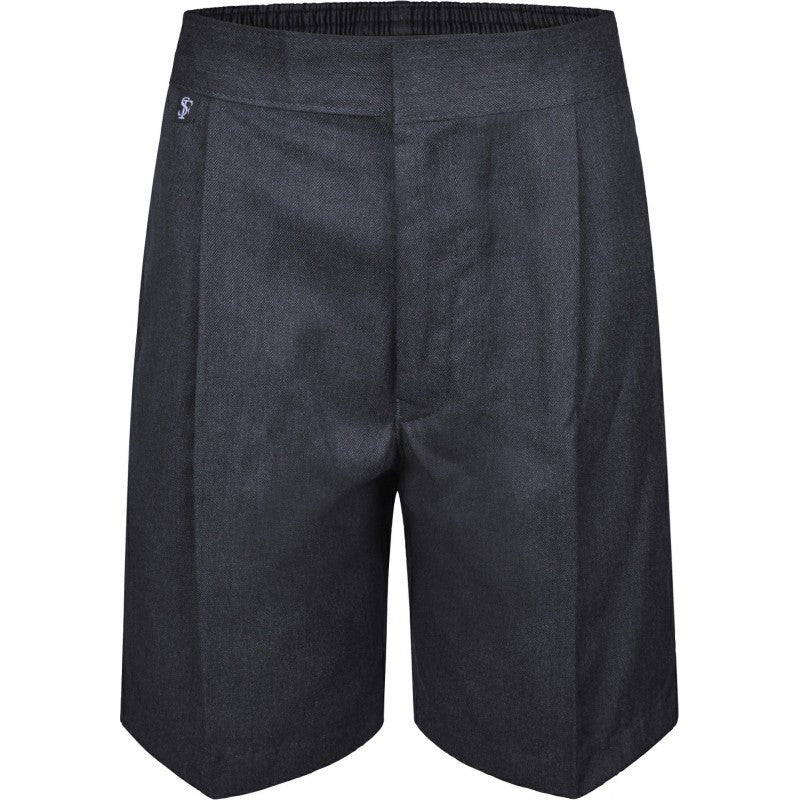 BOYS Sturdy Shorts (for larger fitting) - School Brands