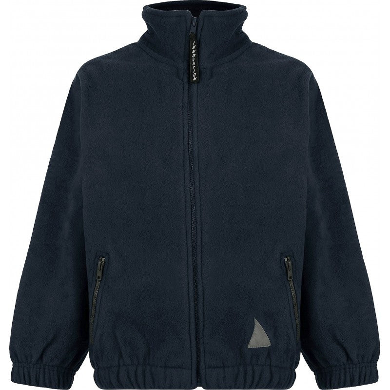 Fleece Jacket - Higham St Johns - School Brands