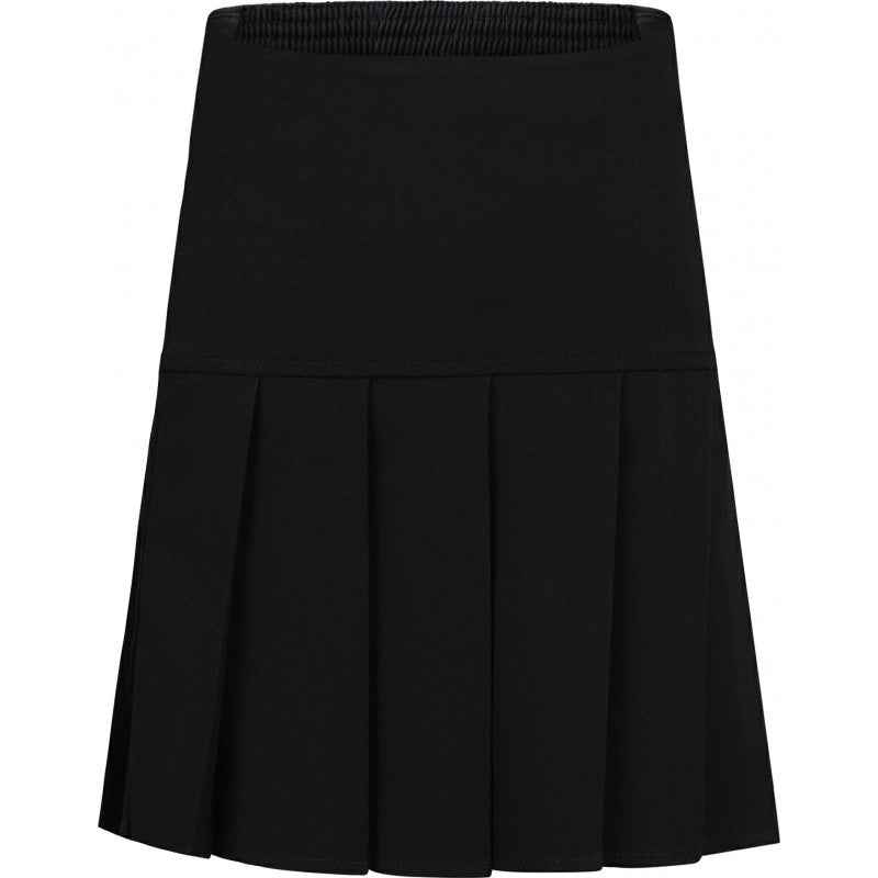 Girls Fan Pleat Skirts - St John Fisher and Thomas More - School Brands