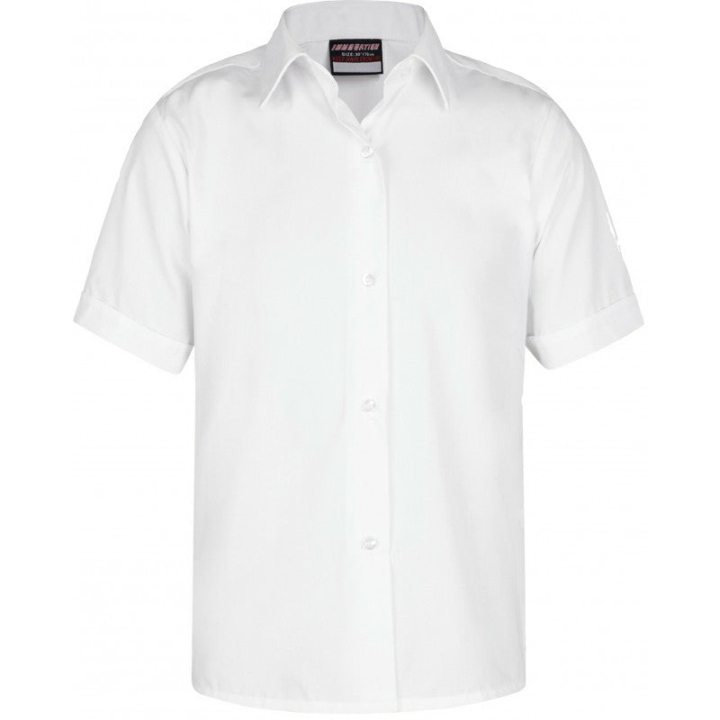 Short Sleeve Blouses (Twin Pack) - St John Fisher and Thomas More - School Brands