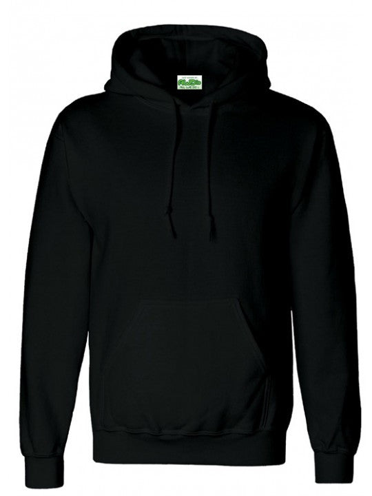Black Hoodie (with logo) - St John Fisher and Thomas More - School Brands