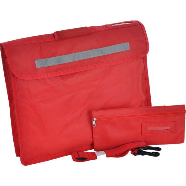 Premium Bookbag With Pencil Case - Sared Heart Primary School Colne