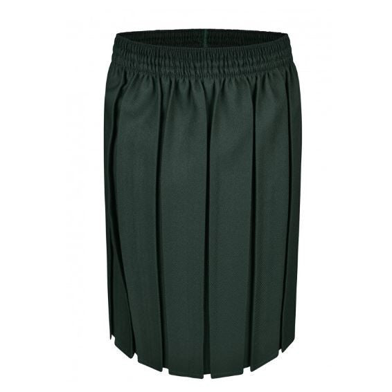 Box Pleat Skirt (various colours) - School Brands