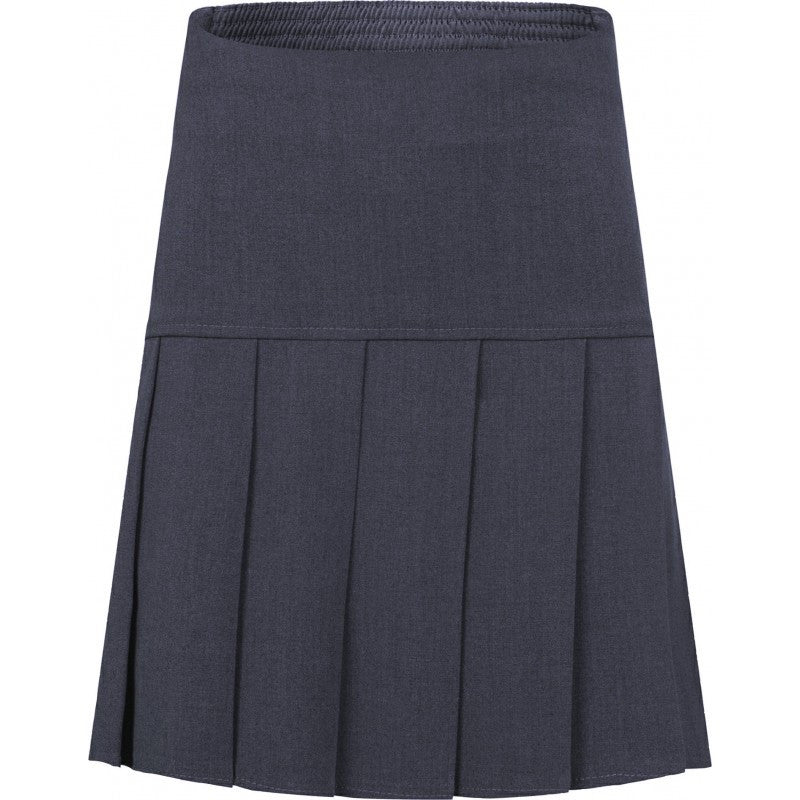 Girls Fan Pleat Skirts - School Brands