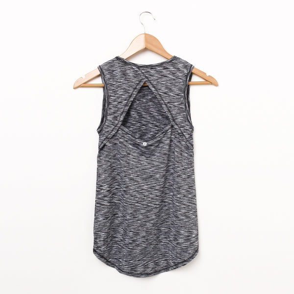 Dri-fit Response Tank Top - Black