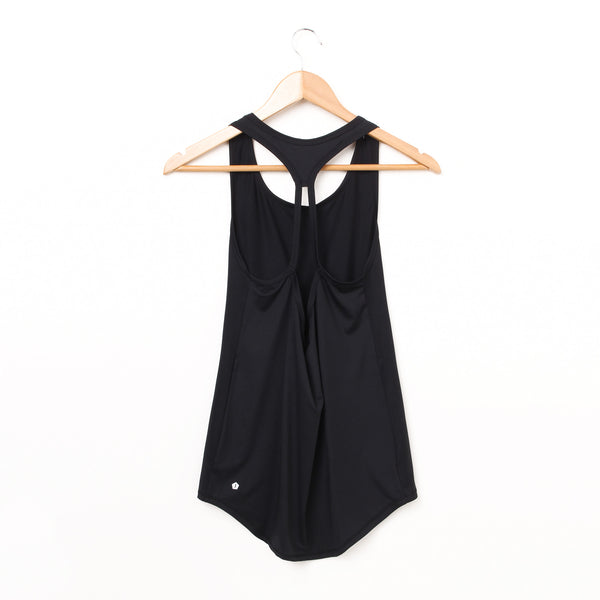 Revolve Active Tank Top - Black