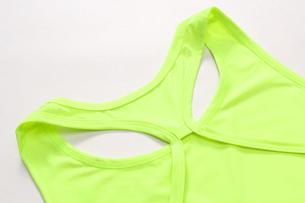 Revolve Active Tank Top - Yellow