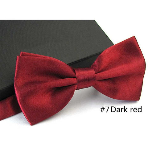 Bow Ties 20 Uni Colors