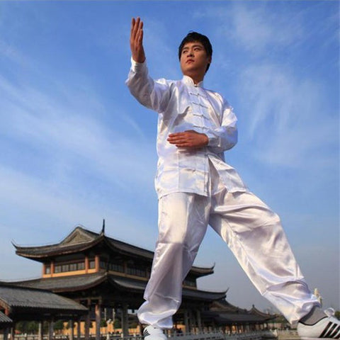 Kung Fu / Wushu / Tai Chi Suit Clothing Silk Uniform