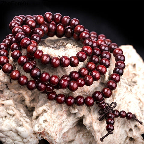 Natural Sandalwood Bracelets V3