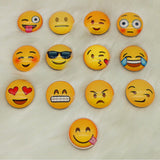 7 pcs Of Fun Emoticon Fridge Magnets