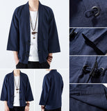 Traditional 2 Button Linen Shirts