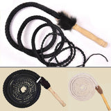 Bull Leather Whip 150-500cm