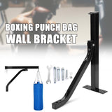 Heavy Duty Punching Bag Wall Bracket Steel Mount