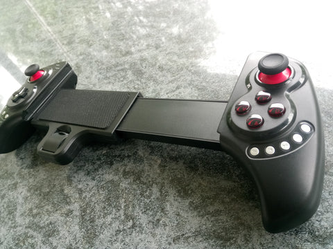 Extendable Bluetooth Gamepad / Controller For Android / MAC IOS / PC