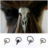Crow Skull Hairband