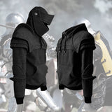 Medieval Knight Armored Hoodie