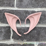 1 Pair Elf Ears Made Of Soft Latex / Resin