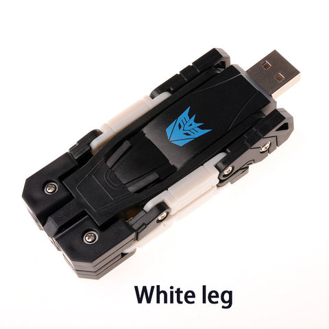 Transforming USB Flash Drive
