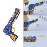 3D Detailed Model Rubber Gun Toy