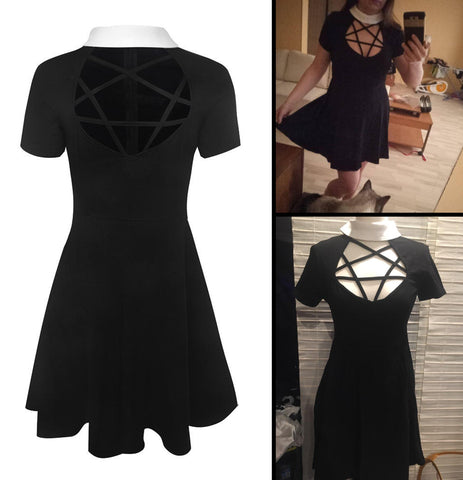 Pentagram Dress V2