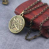 Elder Sign Keychains & Necklaces