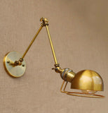 Steampunk / Industrial Age Style Wall Or Table Lamps