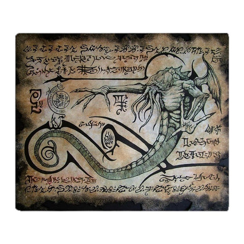 Necronomicon: Rites Of Cthulhu Soft Fleece Blanket