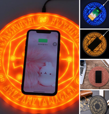 The Amazing Phone Charger Pad Of Wizardry Collection