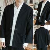 Traditional Cut Linen Jackets V2