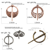 Norse Broche Collection