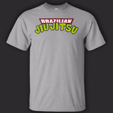 "Brazilian Jiu Jutsu ""Team Sewer"" T Shirt"