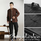 Long Sleeve Button Shirts Cotton