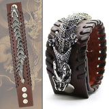 Dragon Body Genuine Leather Bracelets