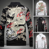 Dragon Jacket 100% Cotton Print / Stitching