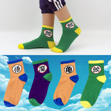 Kanji Socks (One Size, fits US Sizes 5.5 - 11.5 / EU Sizes 36-43)