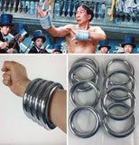 Kung Fu Training Arm Rings