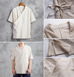 Traditional Side Cut Linen Shirts