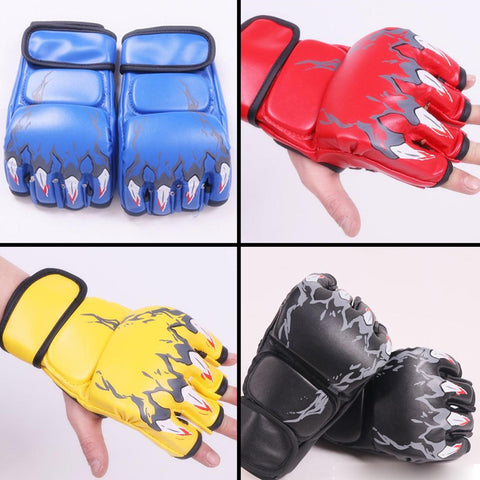 MMA Paw Design Gloves
