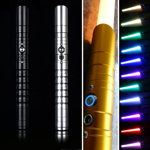 IN-HILT LED Galactic Color Change Slim Sabers