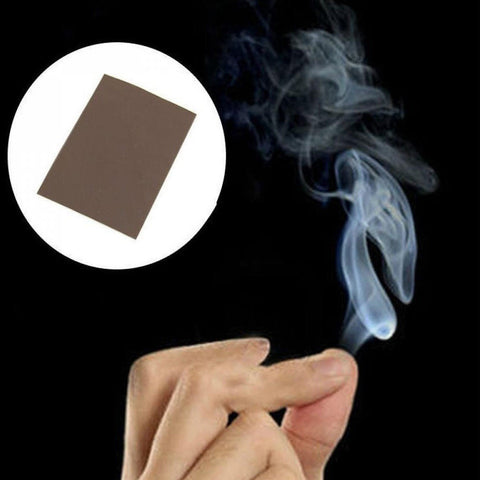 10pcs Inconceivable Mystic Finger Smoke Magic Trick
