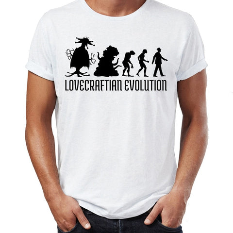 Lovecraftian Evolution Shirt