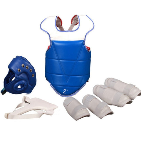 Taekwondo Protective Gear 5pcs/set