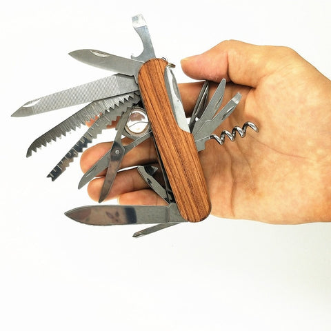 Multi Tool Swiss Style Army Knife