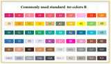 168 Colors High Quality Artist Double Headed Marker Sets