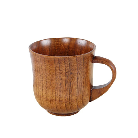 Natural Jujube Wood Cups & Mugs